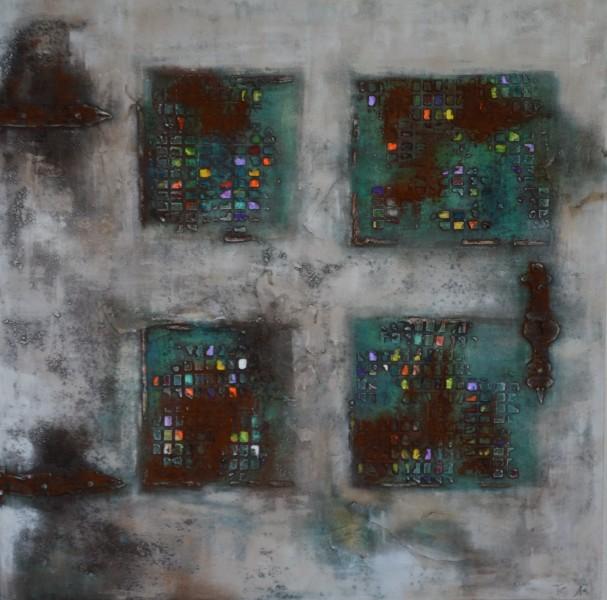 Galerie schnyder kunst for Fenster 70x70