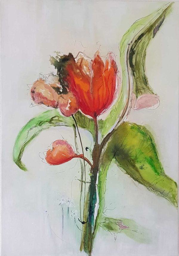 Frühling100x70